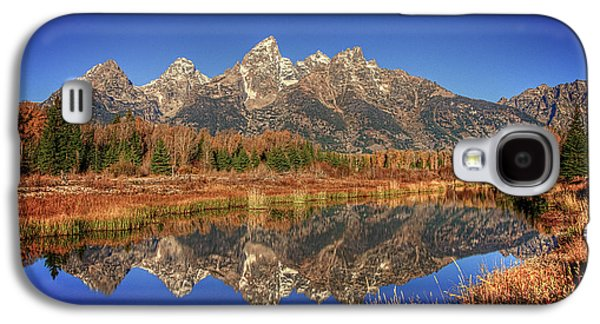 Schwabacher Landing Grand Teton National Park Galaxy S4 Case