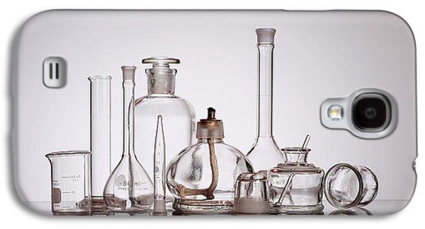 Scientific Glassware Galaxy S4 Case by Tom Mc Nemar