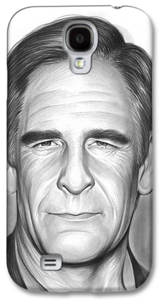 Scott Bakula Galaxy S4 Case by Greg Joens