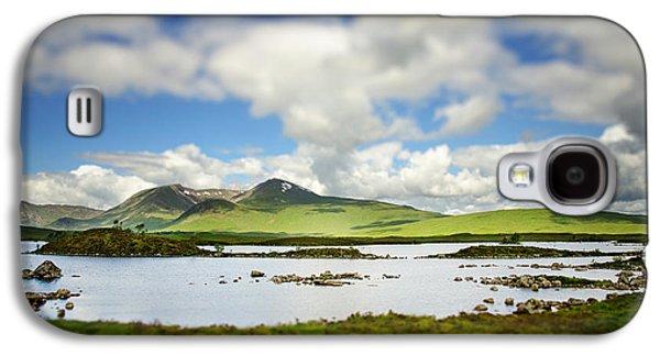 Scottish Highlands Galaxy S4 Case