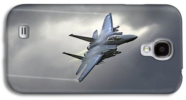 Screaming Eagle 2 Galaxy S4 Case by Peter Chilelli