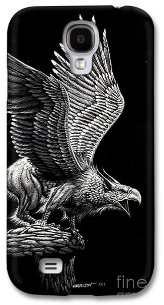 Screaming Griffon Galaxy S4 Case