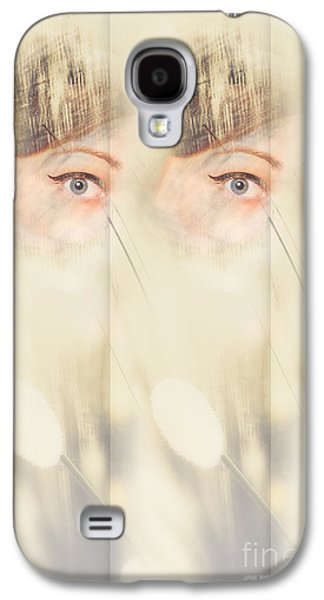 Scrying Parallel Lives Galaxy S4 Case by Jorgo Photography - Wall Art Gallery