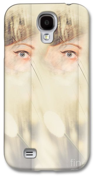 Scrying Parallel Lives Galaxy S4 Case