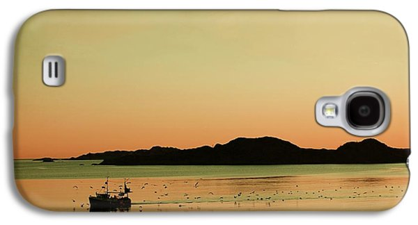 Sea After Sunset Galaxy S4 Case