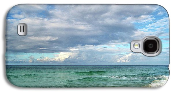 Panama City Beach Galaxy S4 Cases - Sea and Sky - Florida Galaxy S4 Case by Sandy Keeton