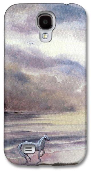 Sea Dancer Galaxy S4 Case by Laura Iverson