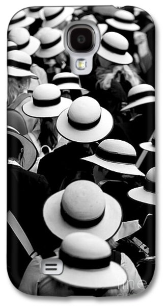 Sea Of Hats Galaxy S4 Case by Avalon Fine Art Photography