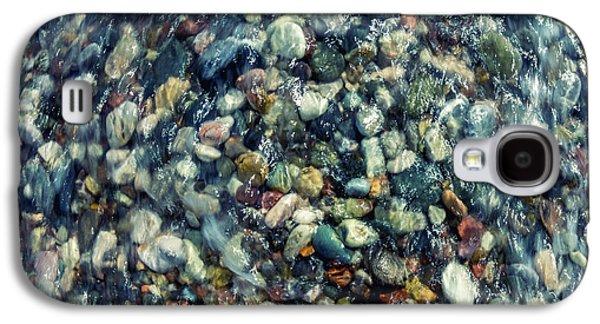 Sea Pebbles Galaxy S4 Case