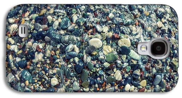 Sea Pebbles2 Galaxy S4 Case