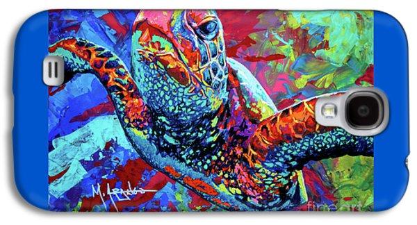 Sea Turtle Galaxy S4 Case