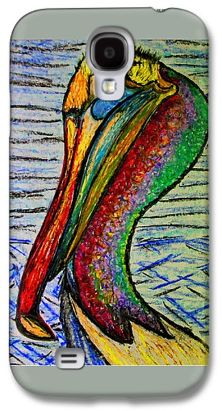 Seabirds Galaxy S4 Case by W Gilroy