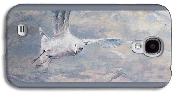 Seagull Galaxy S4 Case by Vali Irina Ciobanu