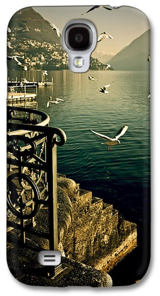 Seagulls Galaxy S4 Case by Joana Kruse