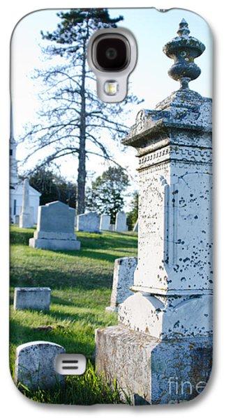 Searsport Cemetery Galaxy S4 Case