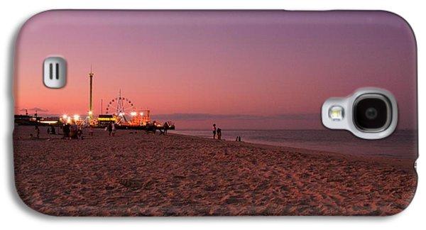Seaside Park I - Jersey Shore Galaxy S4 Case