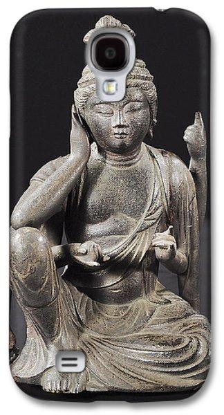 Seated Buddha Galaxy S4 Case