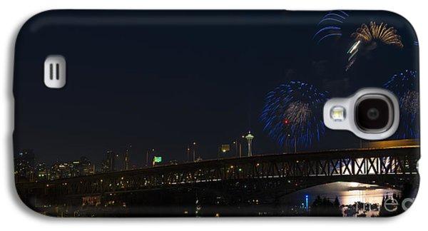 Seattle Fireworks Galaxy S4 Case