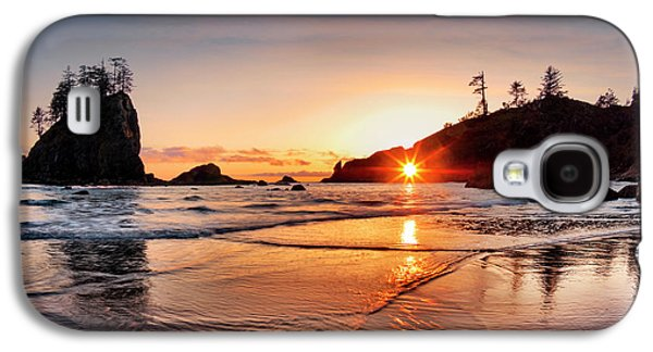 Second Beach 3 Galaxy S4 Case by Leland D Howard