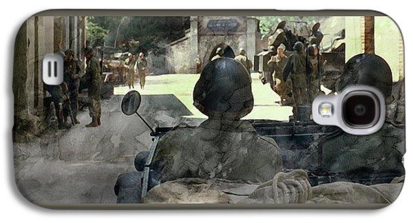 Second World War 08895 Galaxy S4 Case by Jani Heinonen
