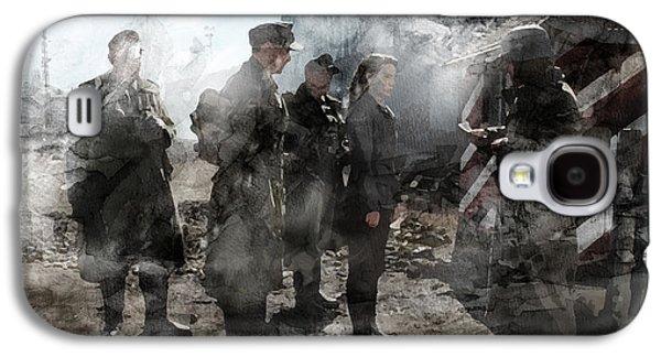 Second World War 133 Galaxy S4 Case by Jani Heinonen