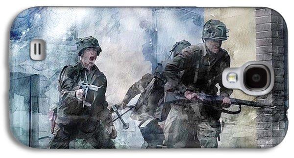 Second World War 181 Galaxy S4 Case by Jani Heinonen