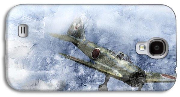 Second World War 190 Galaxy S4 Case by Jani Heinonen