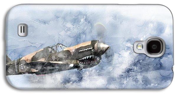 Second World War 191 Galaxy S4 Case by Jani Heinonen