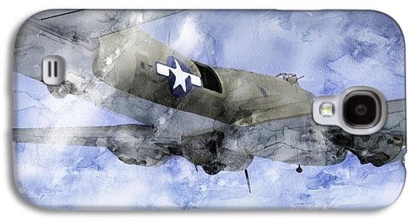 Second World War 201 Galaxy S4 Case by Jani Heinonen