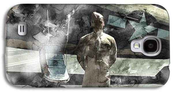 Second World War 21 Galaxy S4 Case by Jani Heinonen