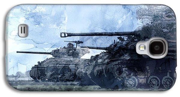 Second World War 27 Galaxy S4 Case by Jani Heinonen
