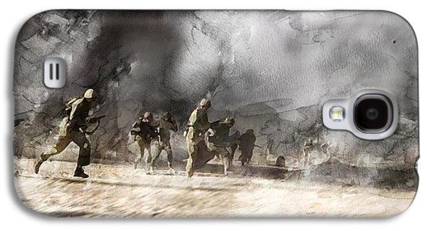 Second World War 305 Galaxy S4 Case by Jani Heinonen