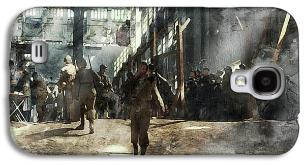 Second World War 3255 Galaxy S4 Case by Jani Heinonen