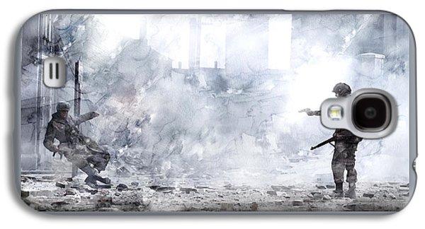 Second World War 334 Galaxy S4 Case by Jani Heinonen