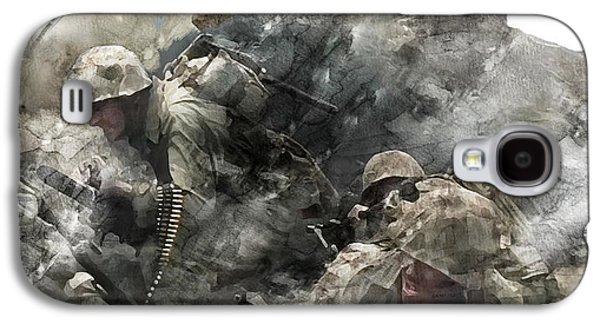 Second World War 363 Galaxy S4 Case by Jani Heinonen