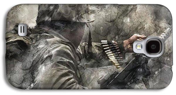 Second World War 400 Galaxy S4 Case by Jani Heinonen