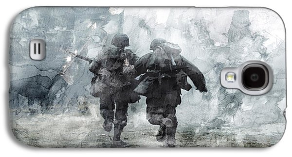 Second World War 49 Galaxy S4 Case by Jani Heinonen