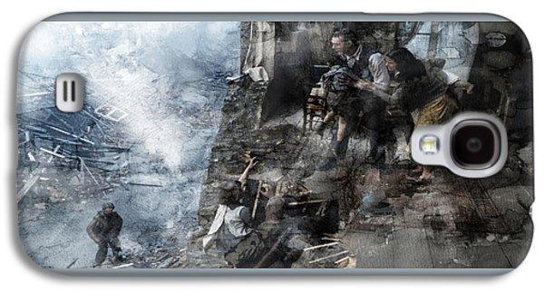 Second World War 76 Galaxy S4 Case by Jani Heinonen