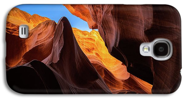 Secret Canyon Galaxy S4 Case by Edgars Erglis