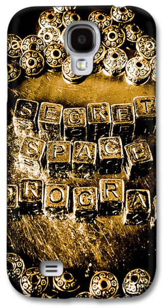 Secret Space Program Galaxy S4 Case by Jorgo Photography - Wall Art Gallery