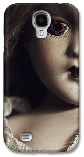 Secrets Galaxy S4 Case by Amy Weiss