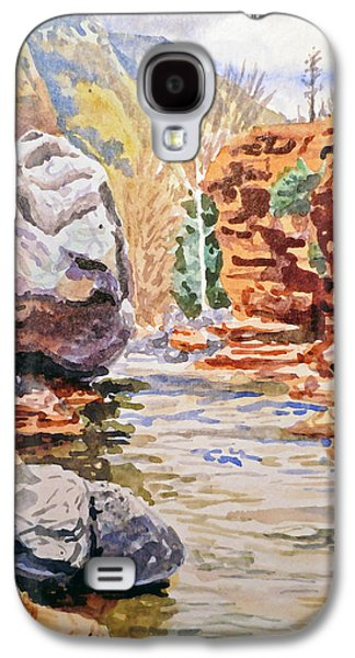 Sedona Arizona Slide Creek Galaxy S4 Case