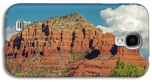 Sedona, Rocks And Clouds Galaxy S4 Case