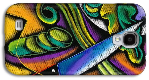 Tasty Salad Galaxy S4 Case by Leon Zernitsky