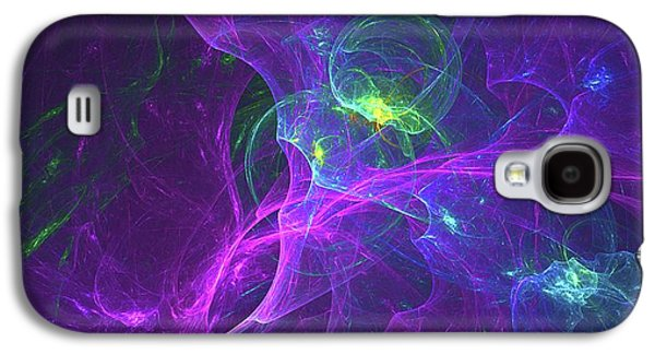 Seed Of Life Galaxy S4 Case