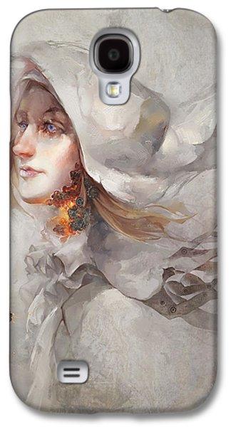 Seek V1 Galaxy S4 Case by Te Hu