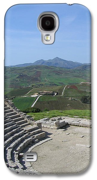 Segesta In Spring  Galaxy S4 Case