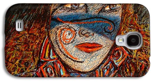 Self-portrait-2 Galaxy S4 Case