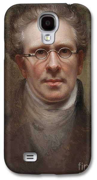 Self Portrait Galaxy S4 Case by Rembrandt Peale