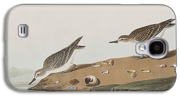 Sandpiper Galaxy S4 Case - Semipalmated Sandpiper by John James Audubon
